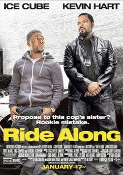 Zor Biraderler - Ride Along izle
