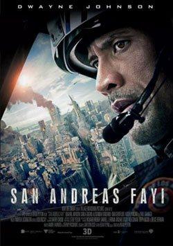sinema tv, San Andreas Fayı - San Andreas
