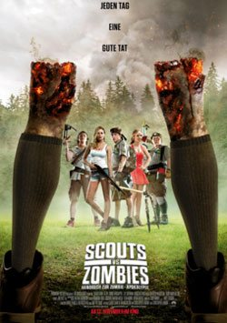 İzciler Zombilere Karşı - Scouts Vs. Zombies