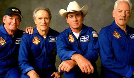 Uzay Kovboyları - Space Cowboys    izle