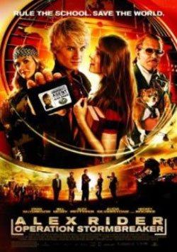 moviemax family, Stormbreaker - Şimşekkıran