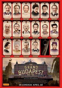 sinema tv, Büyük Budapeşte Oteli - The Grand Budapest Hotel