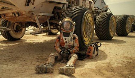 Marslı - The Martian izle