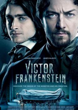 salon 1, Victor Frankenstein - Frankenstein