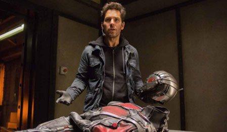 Antman - ANT-MAN izle