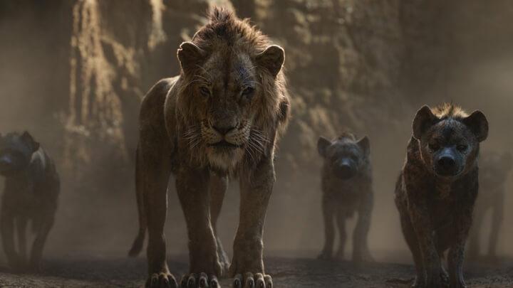 Aslan Kral izle