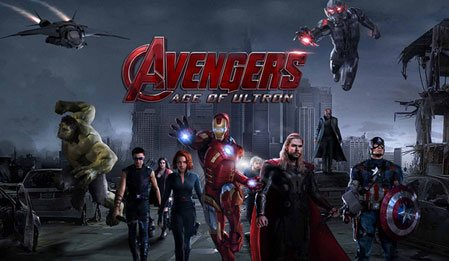 Yenilmezler: Ultron Çağı - Avengers: Age of Ultron izle