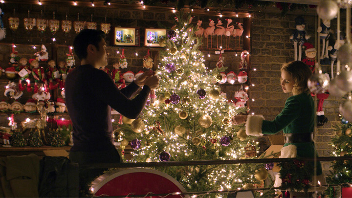 Last Christmas (Bir Şans Daha) izle