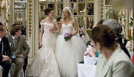 Gelinlerin Savaşı - Bride Wars izle