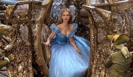 Sindirella - Cinderella izle