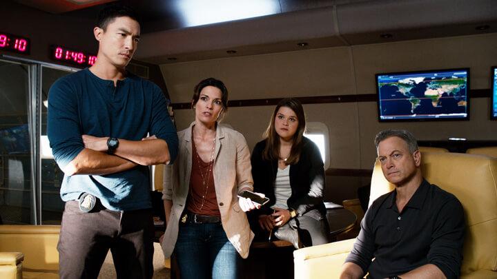 Criminal Minds: Beyond Borders izle