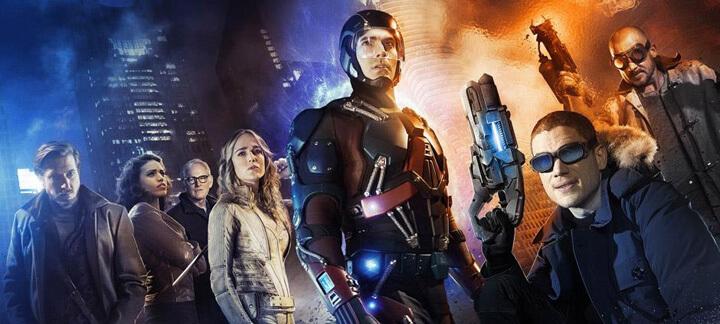 DC's Legends of Tomorrow izle