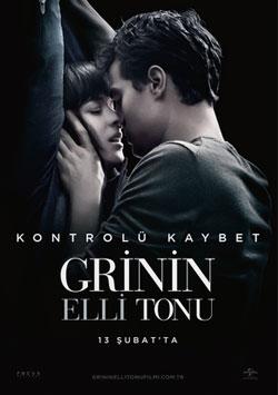 Grinin Elli Tonu - Fifty Shades of Grey izle