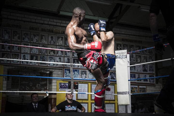İdris Elba: Dövüşçü izle