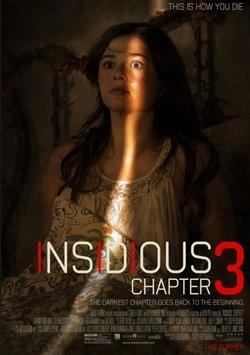 Insidious: Chapter 3 konusu, Ruhlar Bölgesi: Bölüm 3 - Insidious: Chapter 3