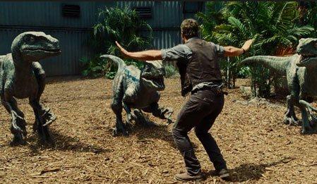 Jurassic World izle