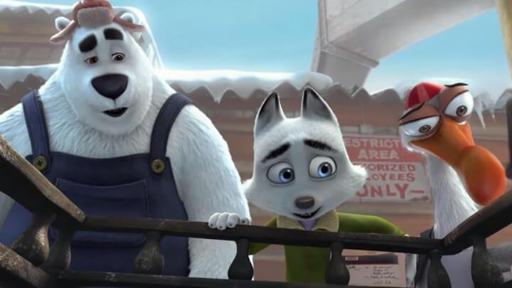 Arctic Justice (Kutup Köpekleri) izle
