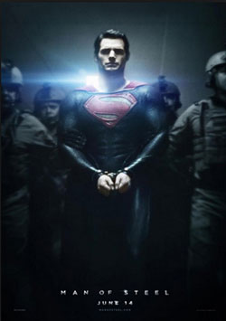 Çelik Adam - Man Of Steel