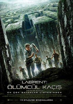 Labirent: Ölümcül Kaçış - Maze Runner izle