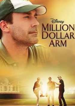 digiturk 2015 filmleri, Yetenek Avcısı - Million Dollar Arm