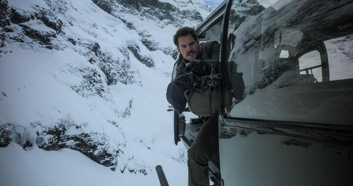 Mission: Impossible - Yansımalar izle