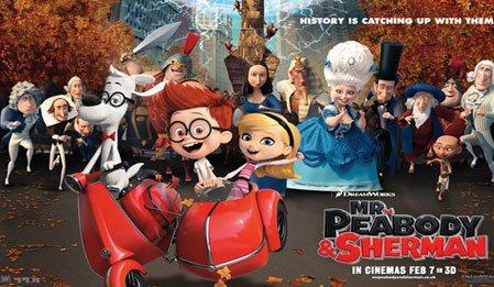 Mr. Peabody & Sherman izle
