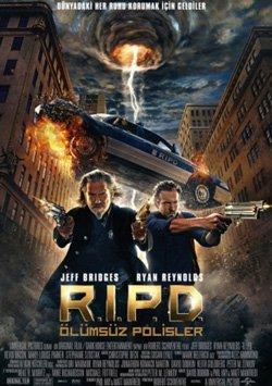 Ölümsüz Polisler - R.I.P.D. izle