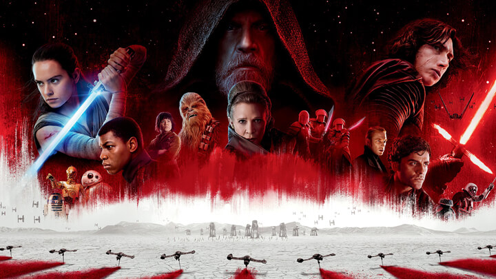 Star Wars: Son Jedi izle