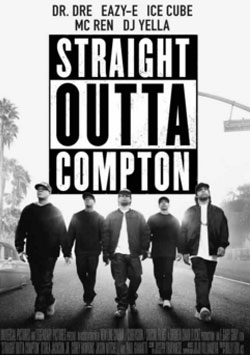 Digiturk Salon 1, Straight Outta Compton