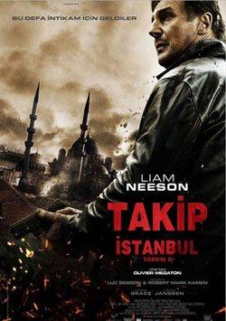 Takip: İstanbul - Taken 2