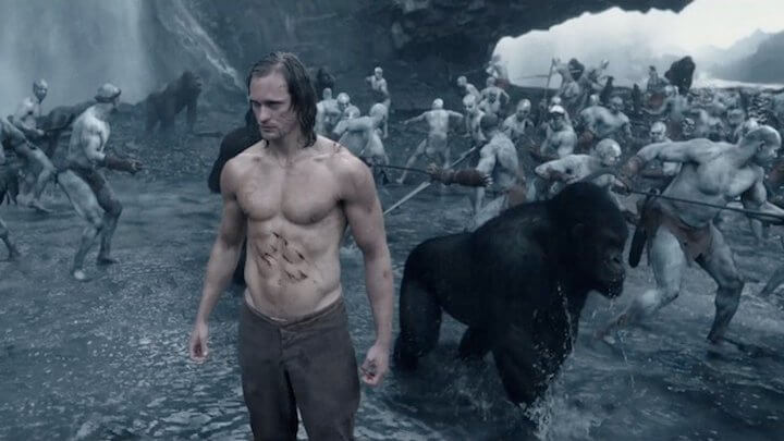 Tarzan Efsanesi izle