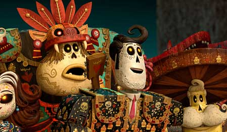 Hayat Kitabı - The Book Of Life izle