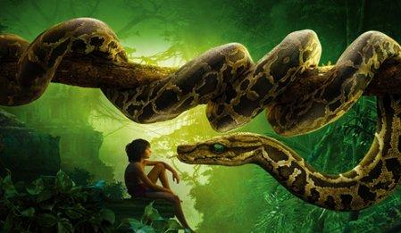 Orman Çocuğu - The Jungle Book izle