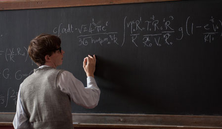 Her Şeyin Teorisi - The Theory of Everything izle