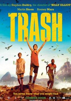 moviemax festival hd, Trash - Umut Kırıntıları