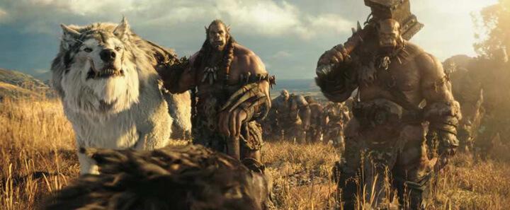 Warcraft izle