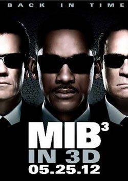 Siyah Giyen Adamlar - Men In Black III izle