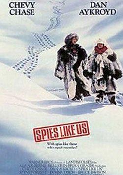 Bizim Gibi Casuslar - Spies Like Us izle