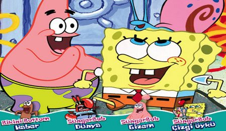 Sünger Bob- SpongeBob izle
