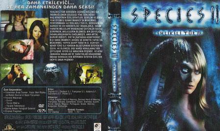 Species 3 (Tehlikeli Tür 3) izle