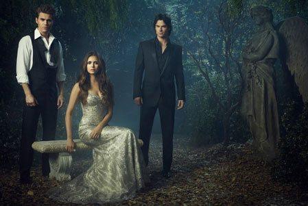 The Vampire Diaries izle