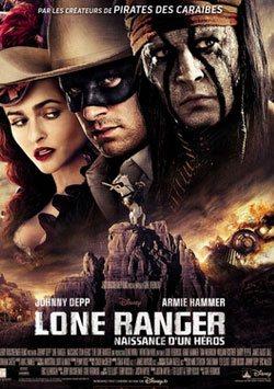 Maskeli Süvari - The Lone Ranger