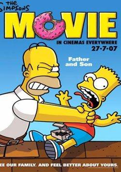 Simpsonlar: Sinema Filmi - The Simpsons Movie izle