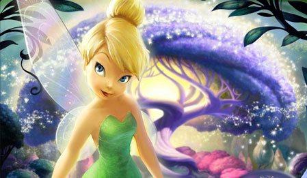 Tinker Bell - The Adventures of Disney Fairies izle