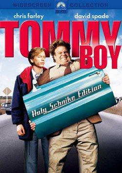 moviemax comedy hd, Sıra Sende Tommy - Tommy Boy