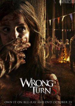 Korku Kapanı 5: Kanlı Parti - Wrong Turn 5: Bloodlines izle
