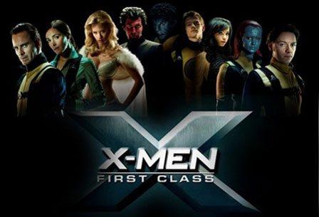 X-Men Birinci Sınıf(X-Men First Class) izle