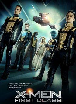 X-Men Birinci Sınıf(X-Men First Class)