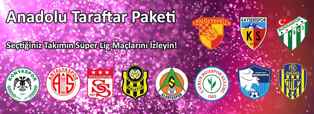 Anadolu Taraftar Paketi Kampanyası