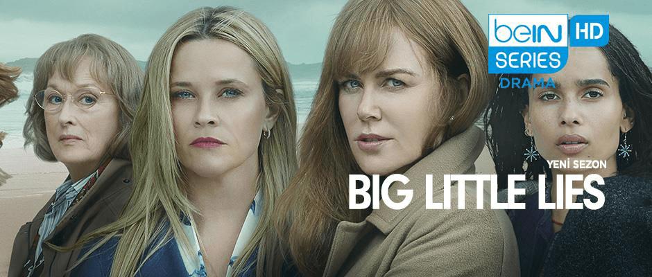 Big Little Lies Hangi Kanalda Türkiye